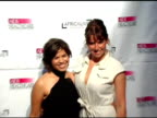 America Ferrera and guest at the The AIDS Healthcare Foundation Presentation of 'Hot In Hollywood' at the Henry Fonda/Music Box Theatre in Hollywood...