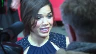 America Ferrera at 'Cesar Chavez' Red Carpet at Berlinale Palast on February 12 2014 in Berlin Germany