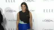 America Ferrera at the 2015 ELLE Women in Hollywood Awards at Four Seasons Hotel Los Angeles at Beverly Hills on October 19 2015 in Los Angeles...