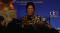 America Ferrera at the 73rd Annual Golden Globe Awards Nominations Announcement at The Beverly Hilton Hotel on December 10 2015 in Beverly Hills...