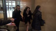 America Ferrera exits SiriusXM Satellite Radio gets into her car in Celebrity Sightings in New York
