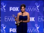 America Ferrera winner for Lead Actress In A Comedy Series for her work in 'Ugly Betty' at the 2007 Emmy Awards press room at the Shrine Auditorium...