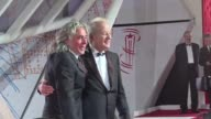 American actor Bill Murray is honoured at the 15th Marrakech International Film Festival