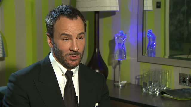 American fashion designer and film director Tom Ford has coproduced and directed a psychological thriller Interview with Tom Ford about writing the...