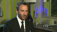American fashion designer and film director Tom Ford has coproduced and directed a psychological thriller Interview with Tom Ford He talks about the...