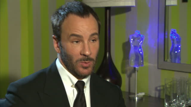 American fashion designer and film director Tom Ford has coproduced and directed a psychological thriller Interview with Tom Ford He talks about how...