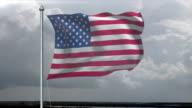 american Flag HD 1080, PAL, NTSC, alpha included, looping