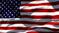 Amerikanische Flagge/Endlos wiederholbar