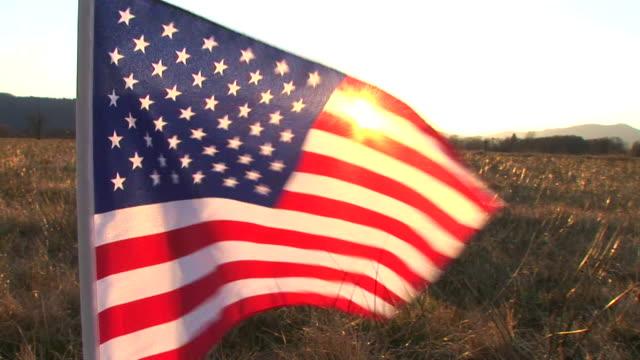 HD: American flag