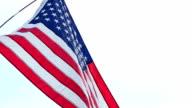 USA, Amerikanische Flagge