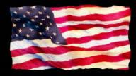 HD American Flag Waving 3