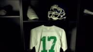 American Football Locker / Changing Room - CRANE (Sports Uniform)