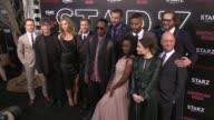 CLEAN 'American Gods' Premiere in Los Angeles CA
