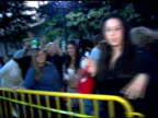 American Idol contestant on line at New York/New Jersey Regional Auditions at the 'American Idol' Season 6 New York/New Jersey Auditions at...
