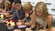 American Idol Season 11 Contestants at American Idol Season 11 Contestants Appear At Los Angeles Kohl's For American Idol's 'Authentic Icon...