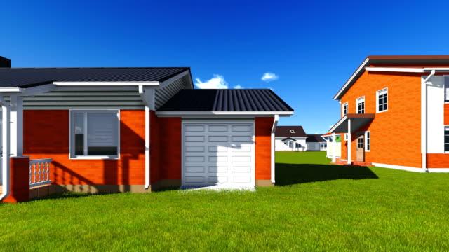 American new houses