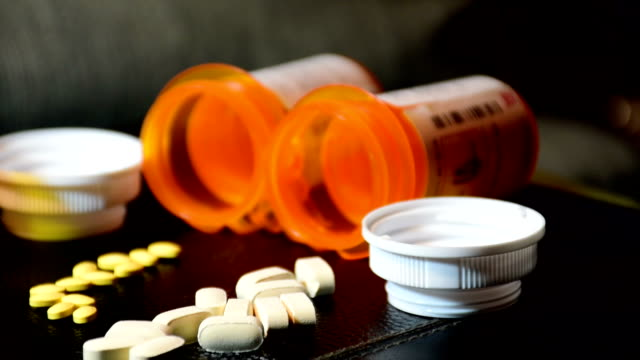 American Pharmaceutical Healthcare of Ton of Drugs Pills and Medicine