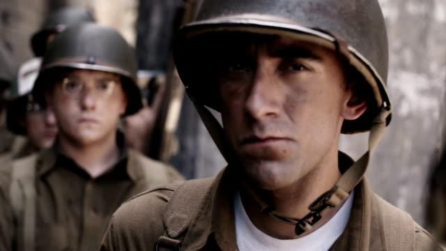 American World War 2 Soldiers