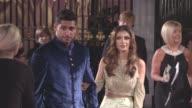 Amir Khan Faryal Makhdoom at Pride of Britain Awards at Grosvenor House on October 31 2016 in London England