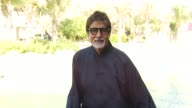 Amitabh Bachchan at the Dubai Film Festival 2009 Amitabh Bachchan Arrival Press Conference at Dubai