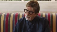 Amitabh Bachchan on being inspired by cinema from other cultures and its effect on the creative process at the Dubai Film Festival 2009 Amitabh...