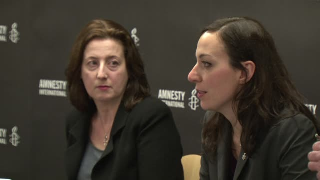 Amnesty International publishes its annual report on death sentences and executions worldwide Thursday in which they note around 100 more executions...
