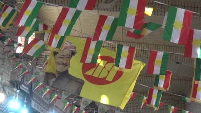 Among Iraqi Kurds the euphoria brought on by the independence referendum organized three weeks ago by their autonomous region has given way to gloom...