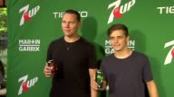 CLEAN 7UP® Amps Up Miami Music Week With New Collaboration Ft Tiesto and Martin Garrix at W Hotel on March 26 2015 in Miami Florida