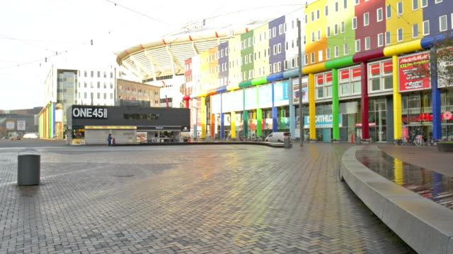 Amsterdam Bijlmer Arena Boulevard