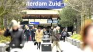 Amsterdam Zuid train station