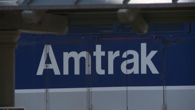 KSWB Amtrak Station in San Diego
