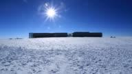 Amundsen-Scott South Pole Station move to tourists at magnetic South Pole