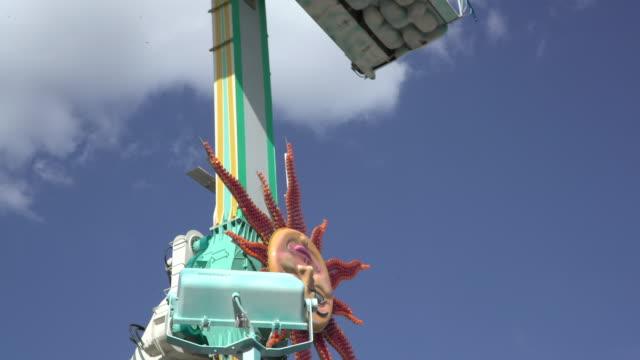 amusement park sun