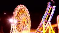 TIMELAPSE: Amusement park