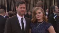 Amy Adams and husband Darren Legallo at the 83rd Annual Academy Awards Arrivals Pool Cam at Hollywood CA