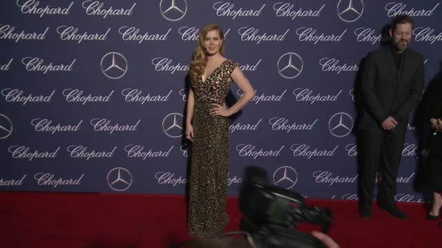 Amy Adams at 28th Annual Palm Springs International Film Festival Awards Gala in Los Angeles CA