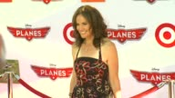 Amy Brenneman at Planes Los Angeles Premiere on 8/5/13 in Los Angeles CA