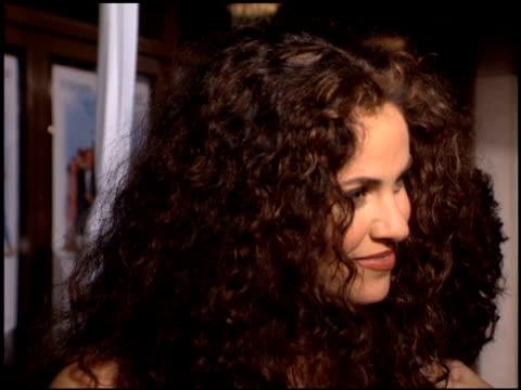 Amy Brenneman at the 'Bye Bye Love' Premiere on March 8 1995
