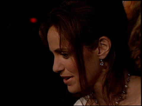 Amy Brenneman at the 'Moonlight Mile' Premiere at Academy Theater AMPAS in Beverly Hills California on September 24 2002
