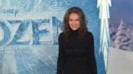 Amy Brenneman at Walt Disney Animation Studios''Frozen' Los Angeles Premiere in Hollywood CA on
