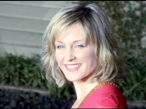 Amy Carlson at the 'Aeon Flux' Los Angeles Premiere at the Cinerama Dome at ArcLight Cinemas in Hollywood California on December 1 2005
