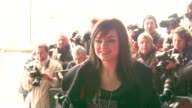 Amy MacDonald at the Capital Awards at the Riverbank Park Plaza Hotel in London on March 20 2008