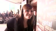 Amy MacDonald on meeting other celebrities at the Capital Awards at the Riverbank Park Plaza Hotel in London on March 20 2008