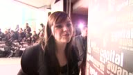 Amy MacDonald on music being the most important thing to her at the Capital Awards at the Riverbank Park Plaza Hotel in London on March 20 2008