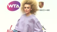 BROLL Amy Nuttall Tallia Storm Lilah Parsons Wallis Day Chloe Green at WTA PreWimbledon Party presented by Dubai Duty Free at Kensington Roof Gardens...