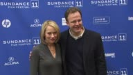 Amy Ryan and Thomas McCarthy at the 'Win Win' Premiere 2011 Sundance Film Festival at Park City UT