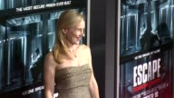 Amy Ryan at 'Escape Plan' New York Premiere Arrivals in New York NY