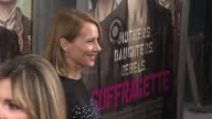 Amy Ryan at 'Suffragette' New York Premiere Presented By Focus Features at Paris Theatre on October 05 2015 in New York City