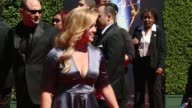 Amy Schumer at 2014 Creative Arts Emmy Awards in Los Angeles CA