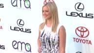 Amy Smart at the 2011 Environmental Media Awards at Burbank CA